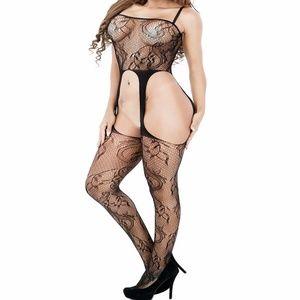 Miss Babydoll Intimates & Sleepwear - ❤️NEW Sexy Lace Bodystocking Lingerie #L026